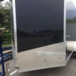 6x12' VNose Aluminum Cargo Trailer