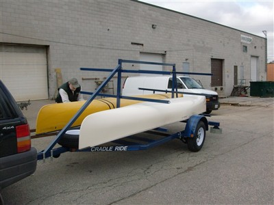 Canoe & Kayak Trailers